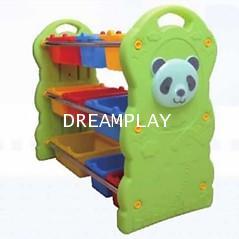 KF-0065 ชั้นวางของหมีแพนด้า 9 ช่อง