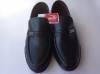 รองเท้าคัชชูยางผู้ชาย KITO สีดำ