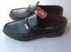 KITO รองเท้าคัชชูสีดำยาง ผู้ชาย ใส่ทำงาน