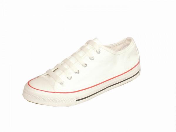 รองเท้าผ้าใบ MASHARE สีครีม ผู้หญิง รุ่น 191