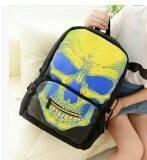 กระเป๋าเป้ ลายผีโครงกระดูก กับลายมือผี พรีออเดอร์(PRE-ORDER)