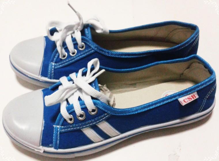 รองเท้าผ้าใบ ผู้หญิง ผูกเชือก น่ารัก ขายส่ง