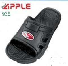 ขายส่งรองเท้า รุ่น 935 ยี่ห้อ เรดแอปเปิ้ล(red apple) รองเท้ายางแตะสาม สีดำ