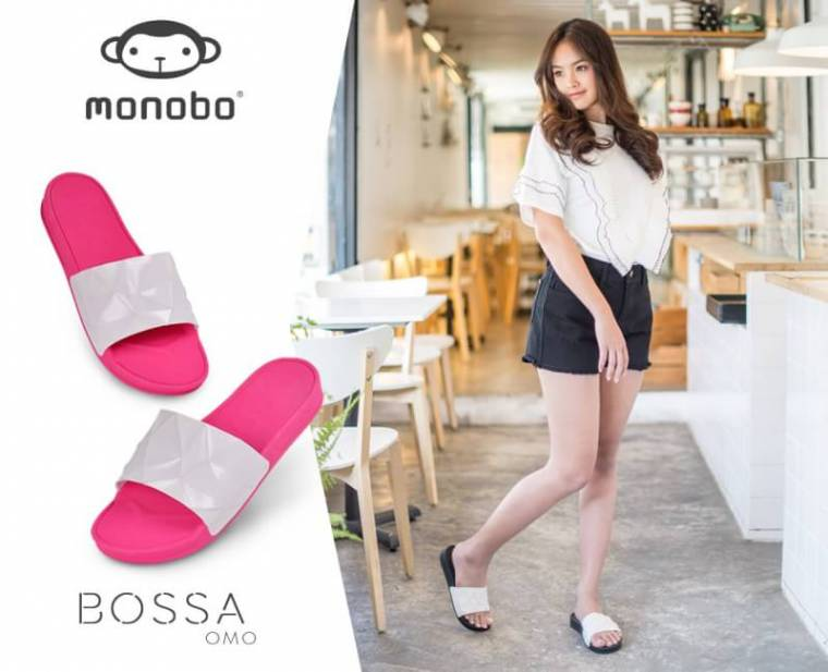 MONOBO รุ่น BOSSA BASIC แตะสวม โมโนโบ รุ่น บอสซ่า เบสิก ผู้หญิง