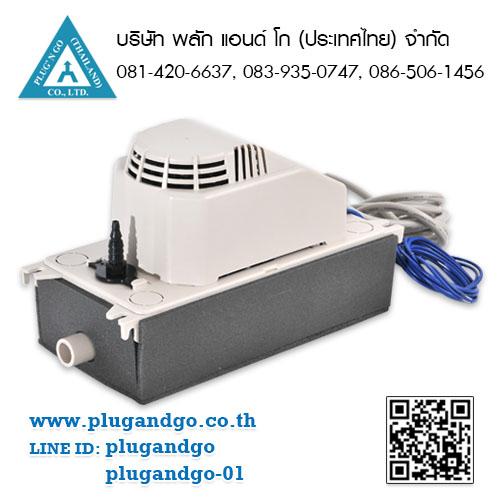 ปั๊มระบายน้ำทิ้ง WINMAX รุ่น PE-61226B-WT2A