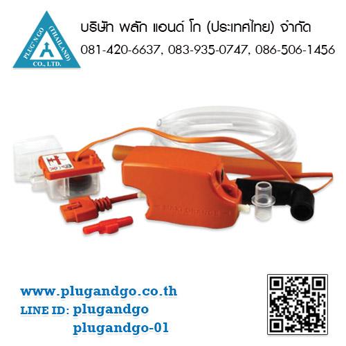 ปั๊มระบายน้ำทิ้ง ASPEN รุ่น Maxi Orange