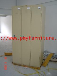 pmy8-5 ตู้ล็อคเกอร์ 3 บานประตู
