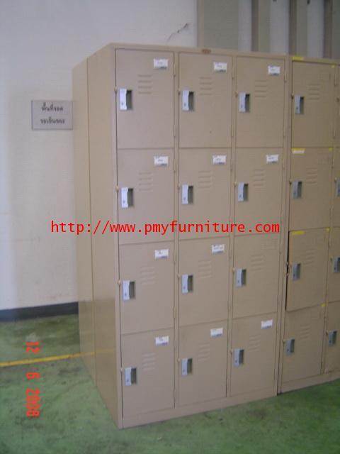 pmy8-9 ตู้ล็อคเกอร์ 12 บานประตู