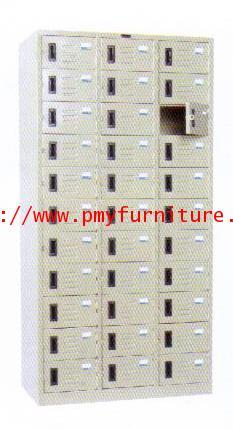pmy8-11 ตู้ล็อคเกอร์ 33 บานประตู