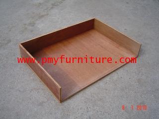 pmy17-2 กล่องใต้โต๊ะเรียน A4