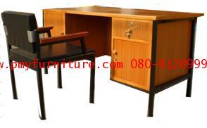 pmy3-2 โต๊ะเก้าอี้ครูระดับ 3-6