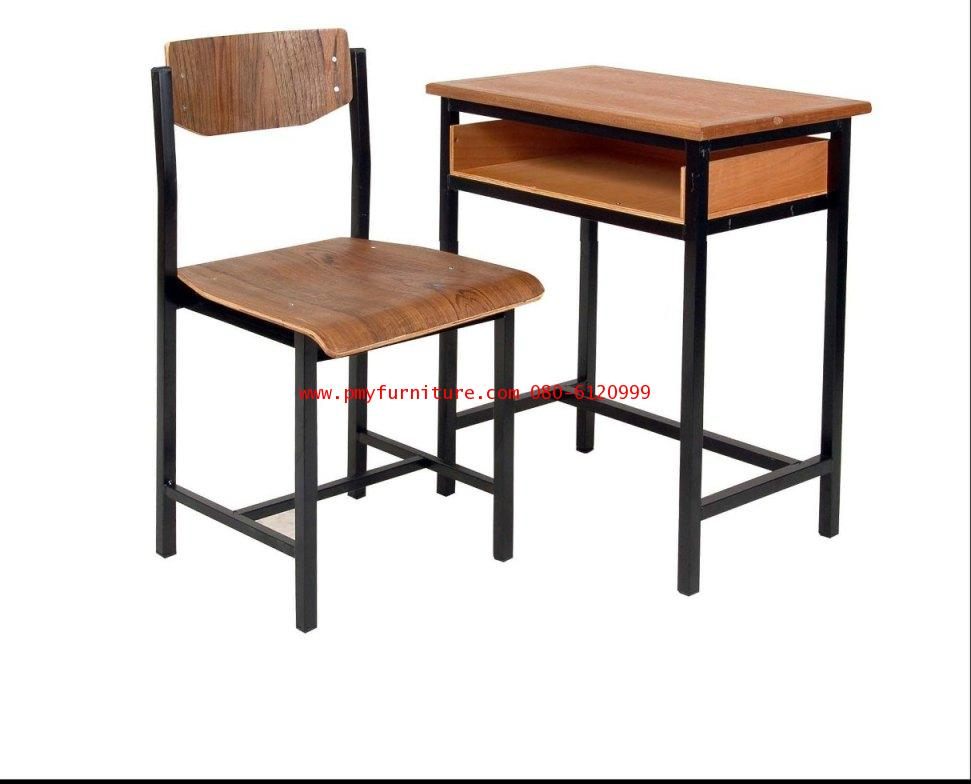 pmy2-2 โต๊ะเก้าอี้นักเรียน A3 ประถม