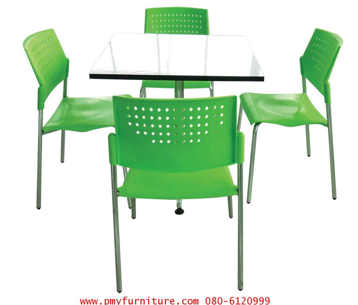 pmy6-6 ชุดโต๊ะเก้าอี้ STB 215-1