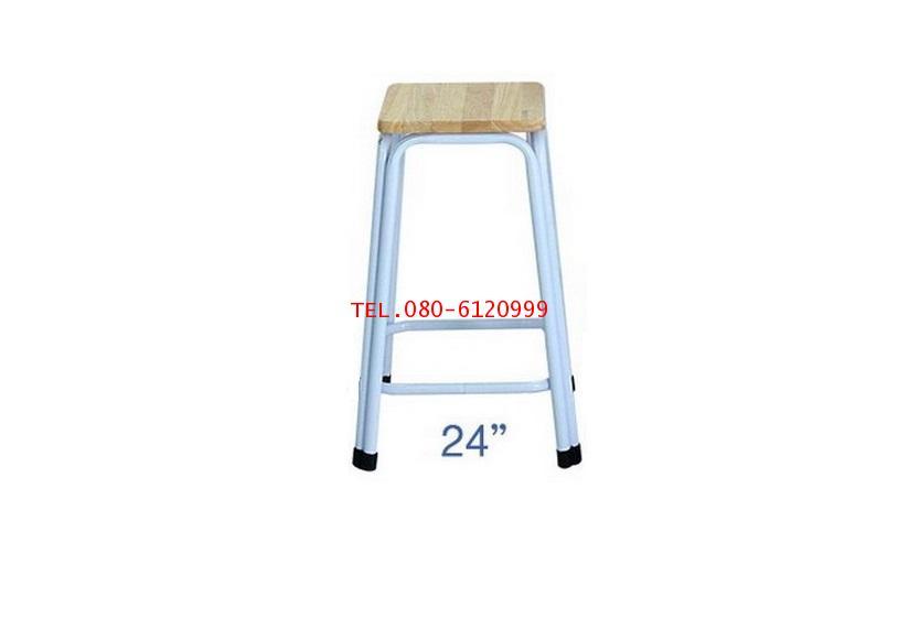pmy4-8 เก้าอี้ขาคู่ ขนาด 24 นิ้ว