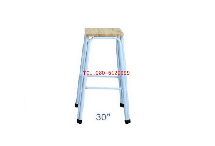 pmy4-9 เก้าอี้ขาคู่ ขนาด 30 นิ้ว