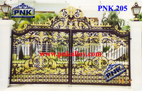 PNK.205 ประตู **ลายลักขณา**