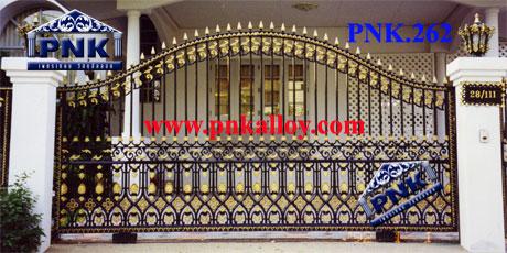 PNK.262 ประตู **ลายก้าวหน้า**