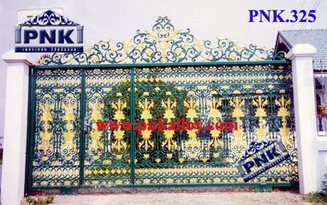 PNK.325 ประตู **ลายศิริพร บานตรง**