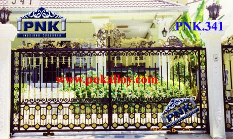 PNK.341 ประตู **ลายวนิดา**