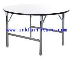 โต๊ะพับกลมเอนกประสงค์, โต๊ะจีนหน้าโฟเมก้า kkw2-2