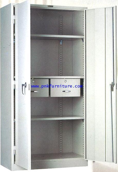 kkw4-21 ตู้ล็อคเกอร์ 2 บานประตูเปิด