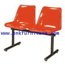 kkw8-4 เก้าอี้แถวโพลี
