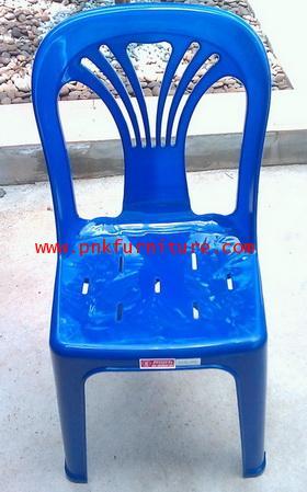 kkw5-19 เก้าอี้พลาสติก รุ่นหยก
