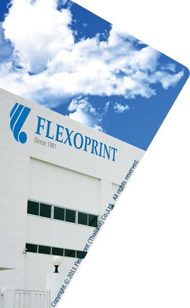บริษัทเฟล็กโซ่พริ้นท์ ประเทศไทย