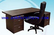 kkw17-2 โต๊ะผู้บริหาร