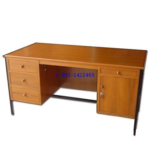โต๊ะเก้าอี้นักเรียน โต๊ะทำงานข้าราชการ ระดับ 7-9 kkw1-32 1