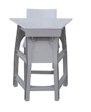 โต๊ะเก้าอี้นักเรียน ระดับ 6 มัธยมศึกษา kkw1-46