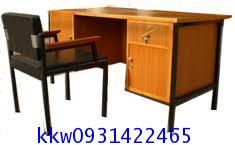 โต๊ะเก้าอี้นักเรียน โต๊ะเก้าอี้ทำงานข้าราชการ ระดับ 3-6 kkw1-13 1