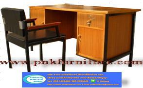 โต๊ะเก้าอี้นักเรียน โต๊ะเก้าอี้ทำงานข้าราชการ ระดับ 3-6 kkw1-13