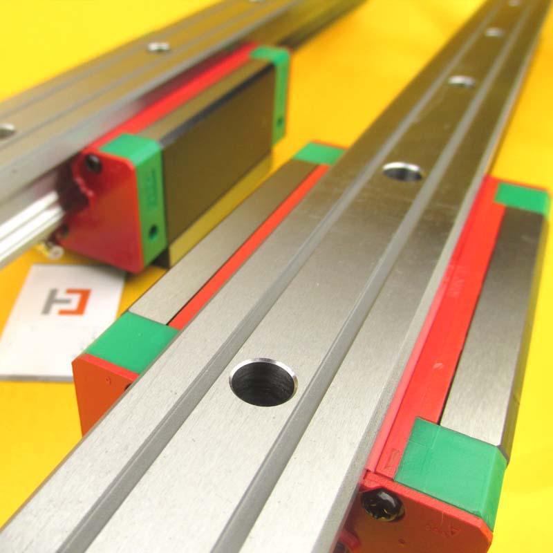Linear guide bearing แบบเหลี่ยม HGR rail ราคาประหยัด