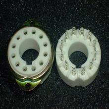 B12A Ceramic Socket 12 Pins