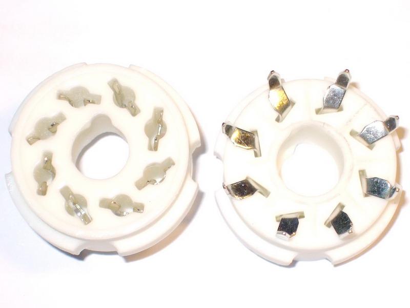 AO8 Ceramic Socket 8 Pins PCB