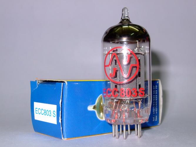 ECC803S/12AX7/ECC83 JJ