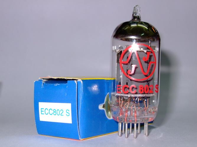 ECC802S/12AU7/ECC82 JJ