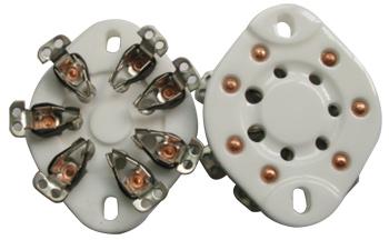 UX-7 Ceramic Socket 7 Pins