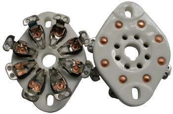 AO8 Ceramic Socket แบบ Johnson
