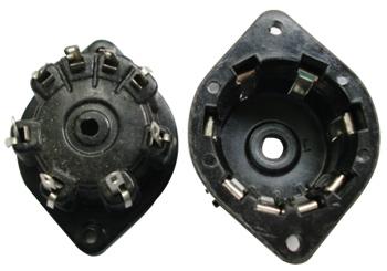 P8A Socket 8 Pins