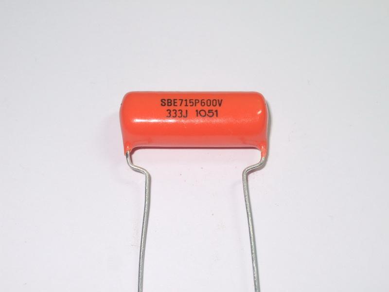 C Vishay/Sprague 0.033uF 600V
