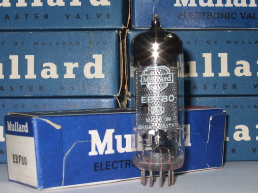 EBF80 Mullard