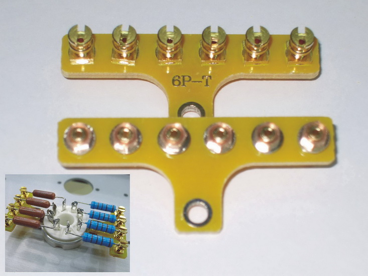 Tag Strip JJ 6 Pins