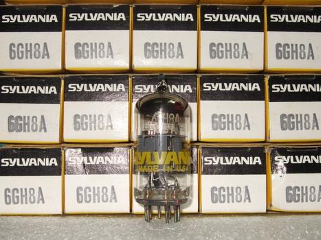 6GH8A Sylvania