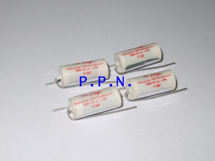 M-CAP CLASSIC MKP 0.1uF 630V