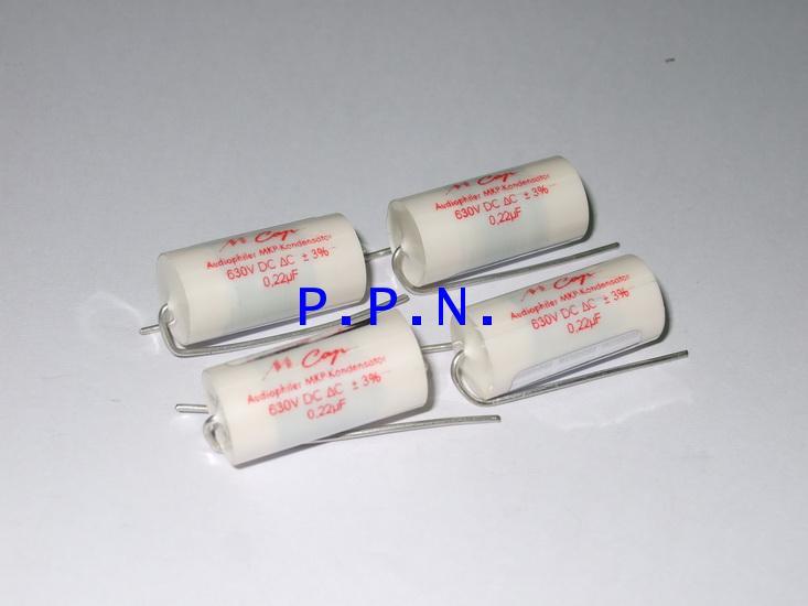 M-CAP CLASSIC MKP 0.22uF 630V