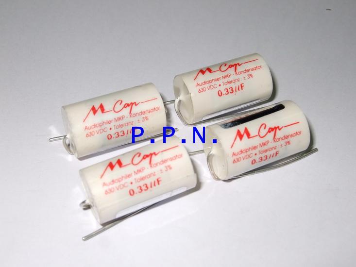 M-CAP CLASSIC MKP 0.33uF 630V