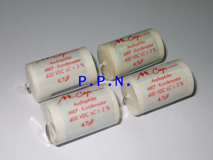 M-CAP CLASSIC MKP 4.7uF 400V