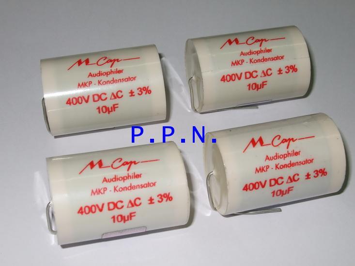 M-CAP CLASSIC MKP 10uF 400V